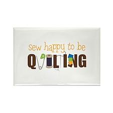 Sew Happy Magnets