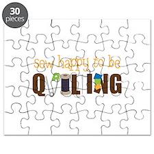 Sew Happy Puzzle