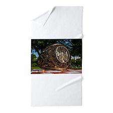 Citadel Class Ring 2014 Beach Towel
