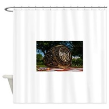 Citadel Class Ring 2014 Shower Curtain