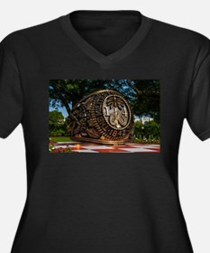 Citadel Class Ring 2014 Plus Size T-Shirt