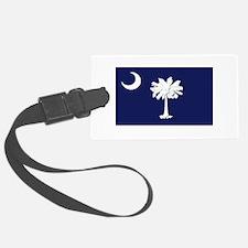 Flag of South Carolina Luggage Tag
