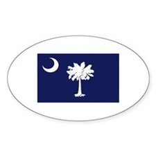 Flag of South Carolina Decal