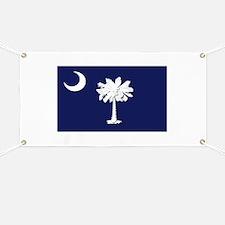 Flag of South Carolina Banner