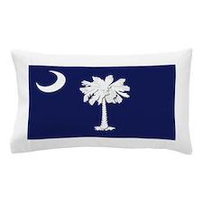 Flag of South Carolina Pillow Case