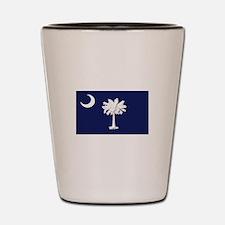 Flag of South Carolina Shot Glass
