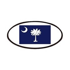Flag of South Carolina Patches