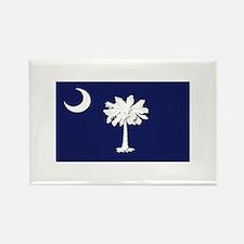 Flag of South Carolina Rectangle Magnet