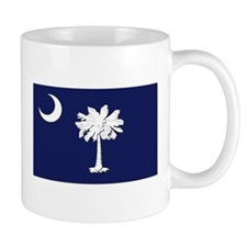 Flag of South Carolina Mug