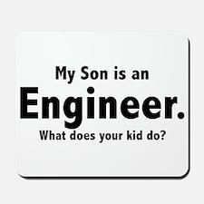 Engineer Son Mousepad