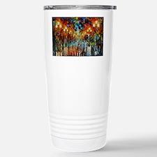 art Thermos Mug