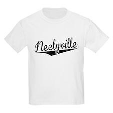 Neelyville, Retro, T-Shirt