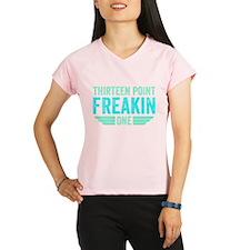 Thirteen Point Freakin One. 13.1. Half-Marathon. P