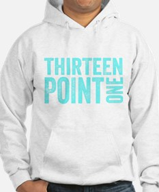 Thirteen Point One. 13.1. Half-Marathon. Hoodie