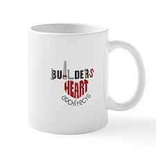 Builders Heart Architects Mugs