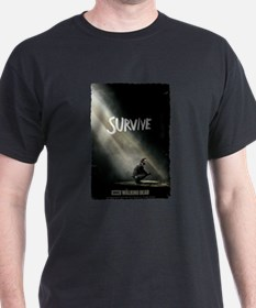 Survive The Walking Dead T-Shirt