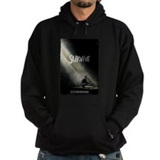 Survive The Walking Dead Hoody