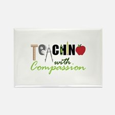 Teaching With Compassion Magnets