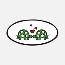 Love Turtles Patches