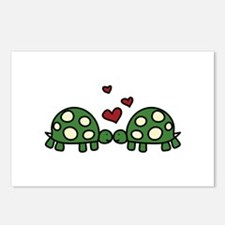 Love Turtles Postcards (Package of 8)