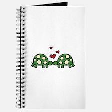 Love Turtles Journal