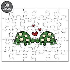 Love Turtles Puzzle