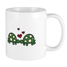Love Turtles Mugs