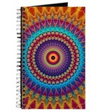 Hippy Journals & Spiral Notebooks