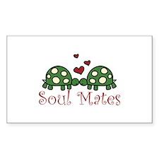 Soul Mates Decal