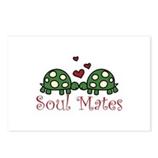 Soul Mates Postcards (Package of 8)