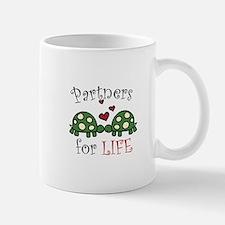 Partners For Life Mugs
