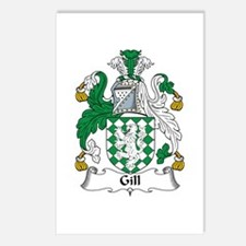 Gill Postcards (Package of 8)