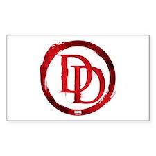 Daredevil Symbol Decal