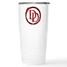 Daredevil Symbol Travel Coffee Mug
