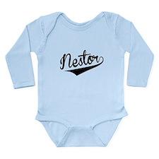 Nestor, Retro, Body Suit