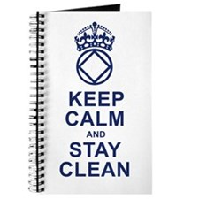 Calm and Clean Journal