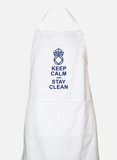 Calm and Clean Apron