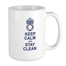 Calm and Clean Mugs