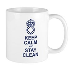 Calm and Clean Mugs