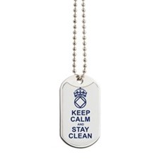 Calm and Clean Dog Tags