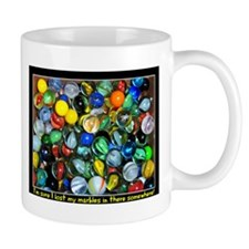 Lost Marbles Mugs