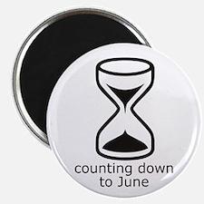 June due date Magnet