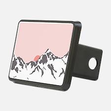 Mountain Sunrise Hitch Cover