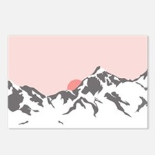 Mountain Sunrise Postcards (Package of 8)