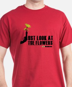 Walking Dead Look At The Flowers T-Shirt