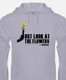 Walking Dead Look at the Flowers Hoodie