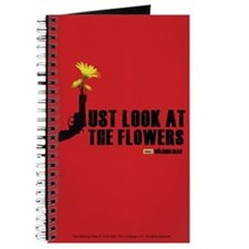 Walking Dead Look at the Flowers Journal