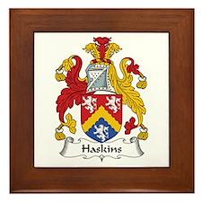 Haskins Framed Tile
