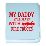 Fire department Blanket
