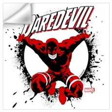 Jumping Daredevil Wall Art Wall Decal